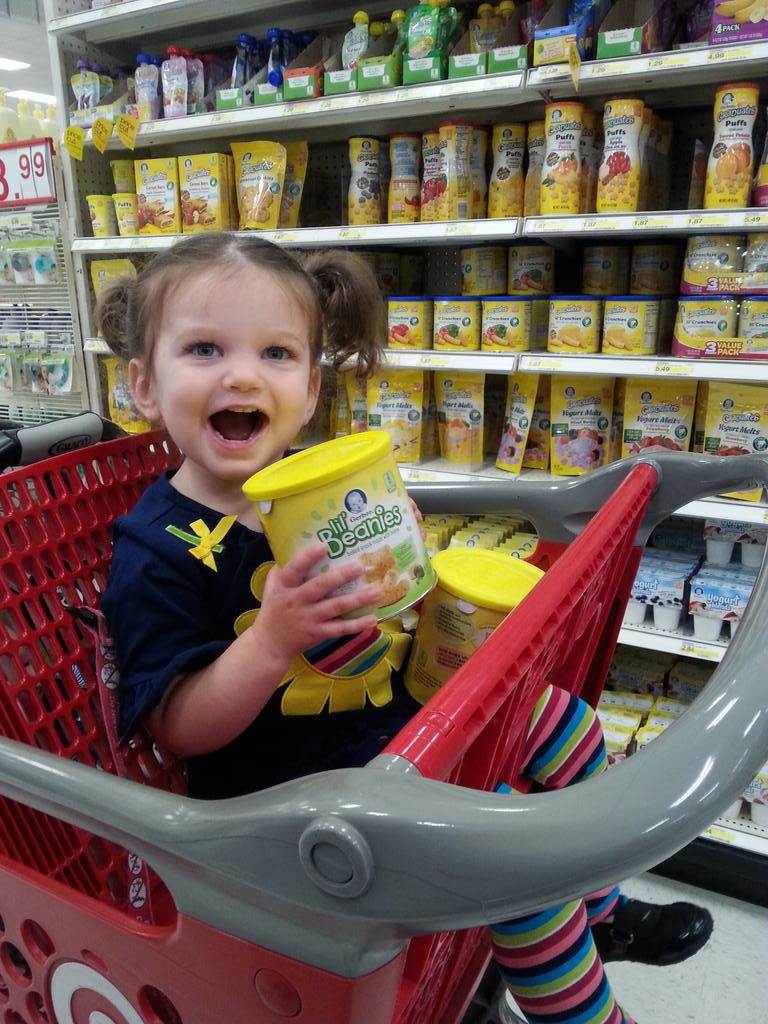 Gerber Lil' Beanies at your local Target. Great ingredients! #Ad  https://t.co/4wbTk21skC #ibotta #coupon #rebate https://t.co/yvkJx7HVST