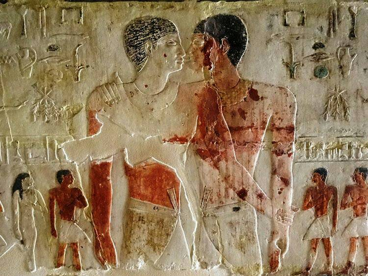 Khnumhotep and niankhkhnum homosexuality in japan