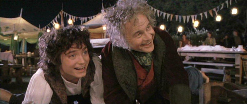 Happy Birthday to Bilbo and Frodo Baggins! https://t.co/42KwiRB0Kx