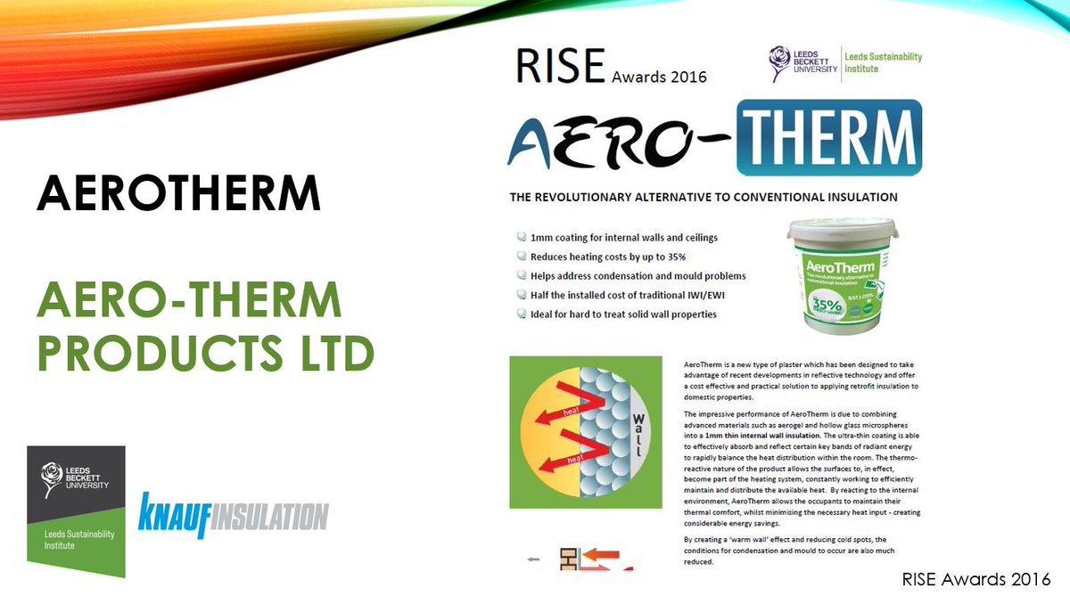 Aero-Therm Products (@AeroThermWalls) | Twitter