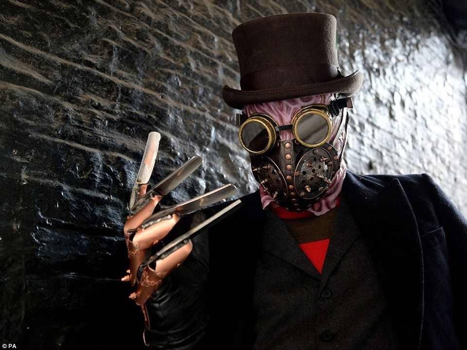 #Steampunk #Freddy 👣❤️