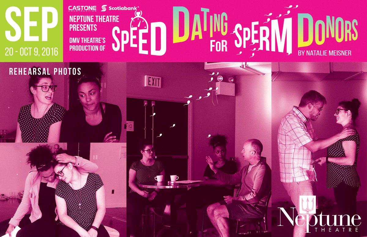 speed dating theatre