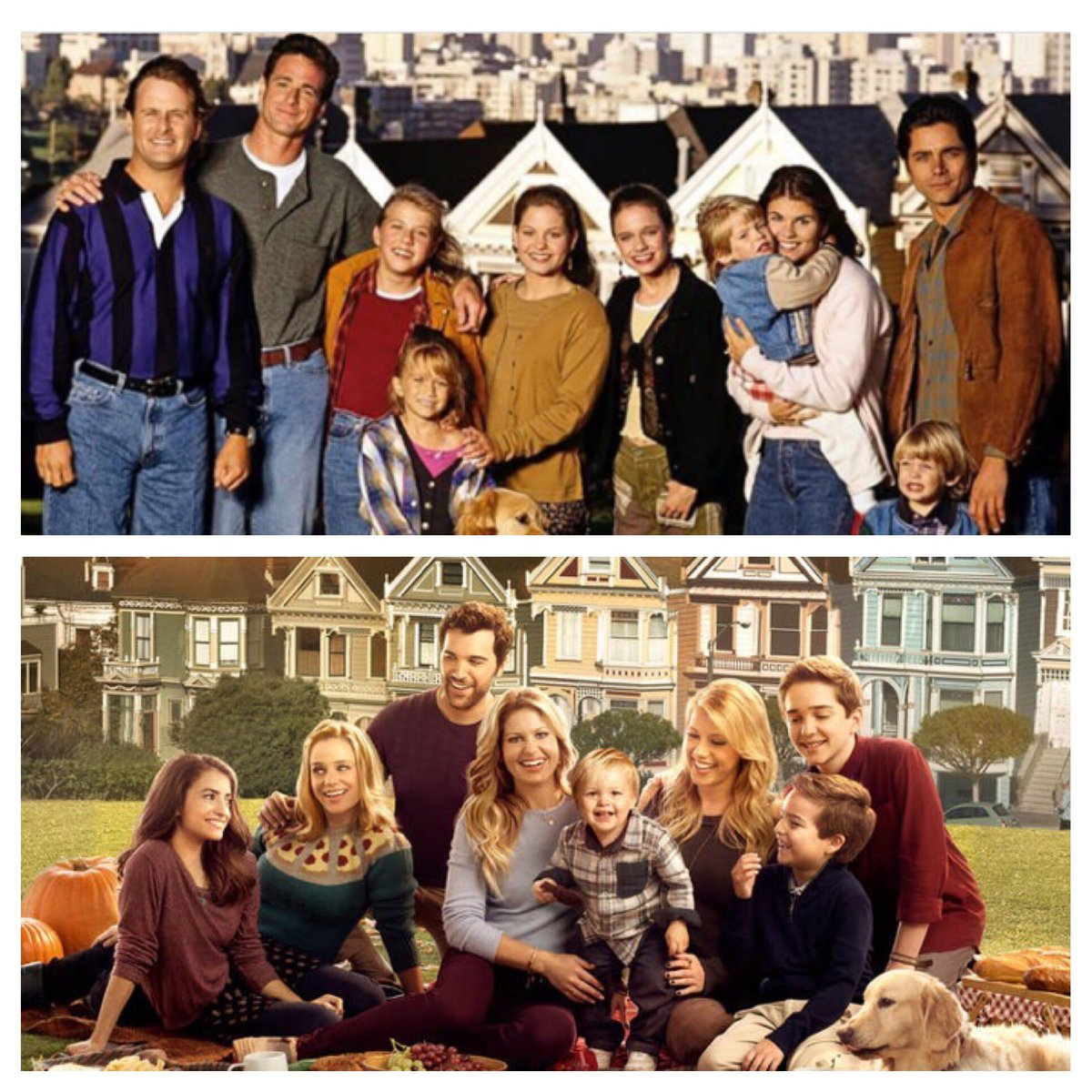 29 years ago today, Full House premiered. Sept 22, 1987. ❤️