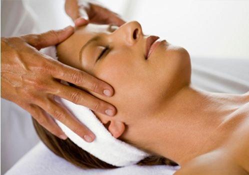 fuera de masaje facial