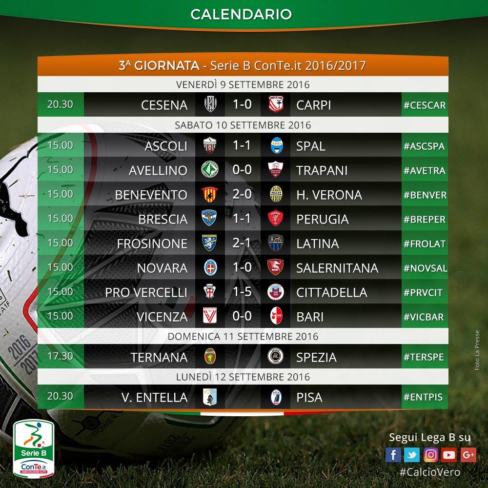 Serie B: derby al Frosinone, cede Verona