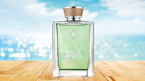Perfume Holding On Twitter Ferrari Radiant Bergamot With Its Sparkling Debut Recalls The Aroma Of Summer