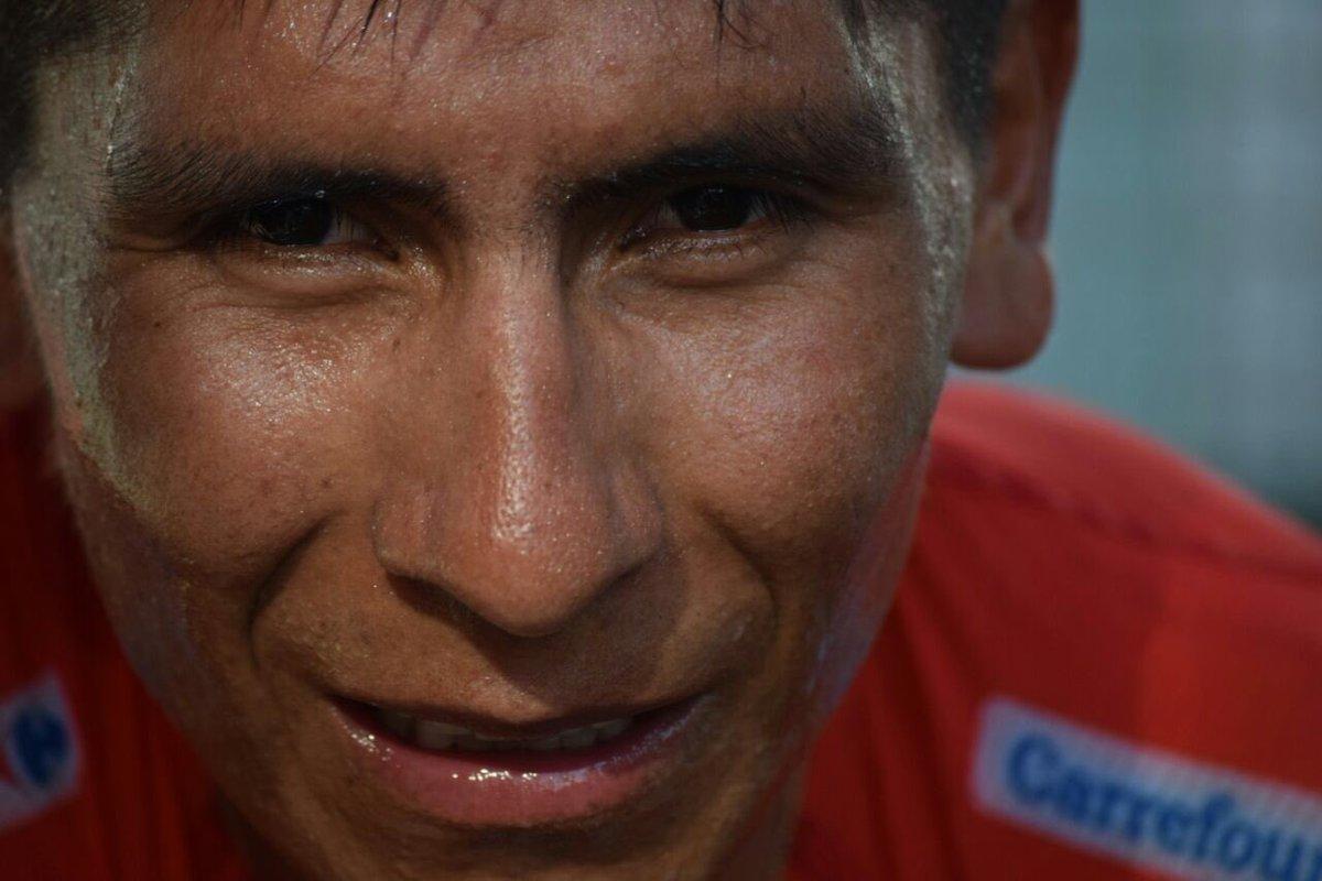 El esfuerzo y la mirada de un hombre que ha puesto a Colombia