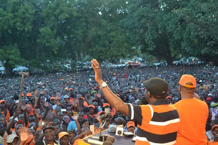 They came willingly & didnt want payment kama wale wengine When its your cause, u demand no money #Odm10At10Mombasa https://t.co/WwiAcOf1YO