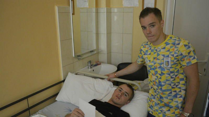 Чемпионы Олимпиады-2016 Верняев и Чебан получили автомобиль и квартиру, - Жданов - Цензор.НЕТ 186