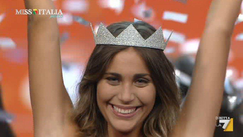 Rachele Risaliti ha vinto Miss Italia 2016