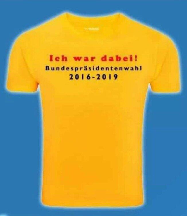 bundespräsidentenwahl österreich 2019