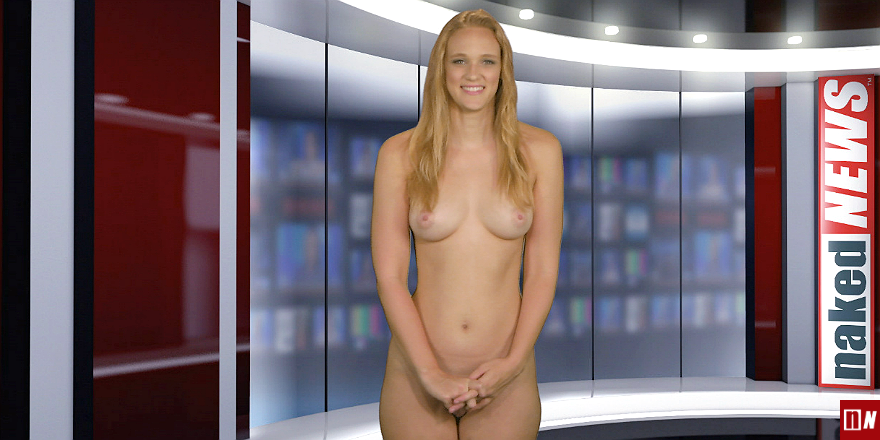 Topless Albanian News Anchor Replaced by Even More Naked