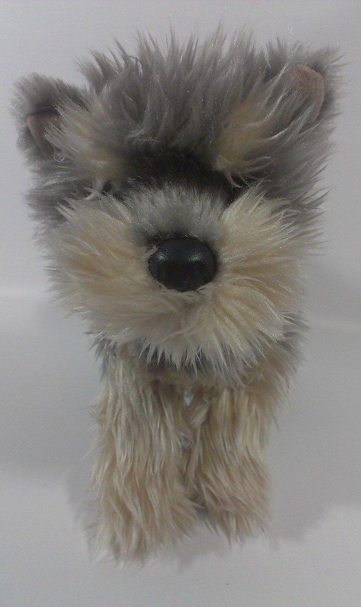 "Douglas Yettie Yorkie Yorkshire Terrier Plush Dog Toy 12/"" Stuffed Animal NEW"