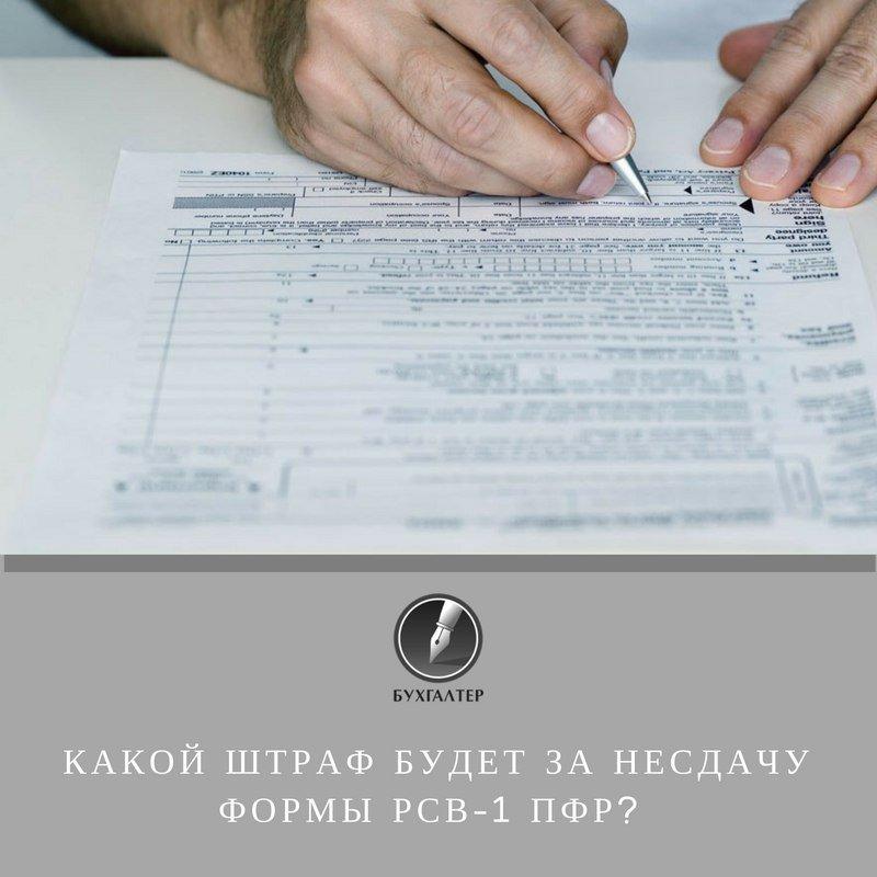 бланк формы рсв-1 пфр 2012 бланк