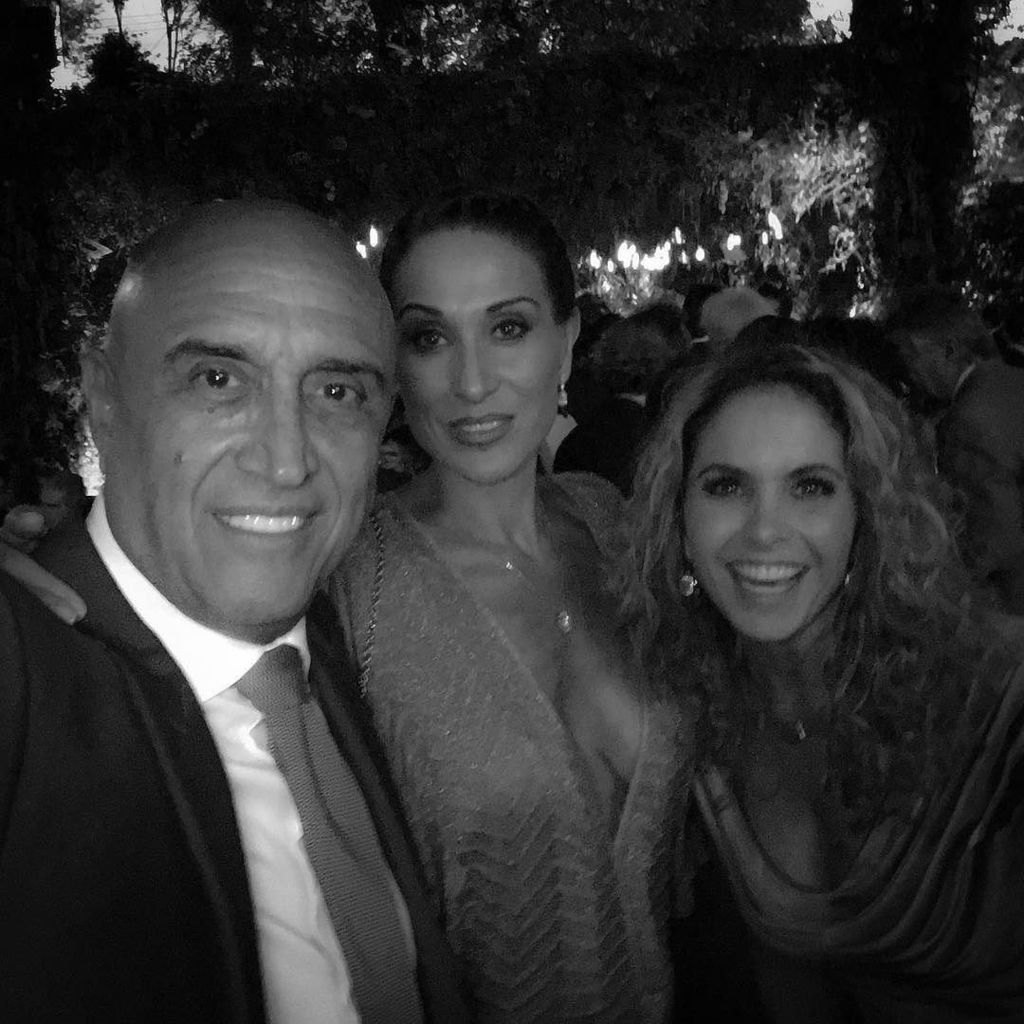 Felicidades Joe... Lo mejor para Isabel y Alberto... @rlnegrete @luceromexico @ptorres  @c… https://t.co/b0RWbJMeEU https://t.co/W7iRTXjVuE