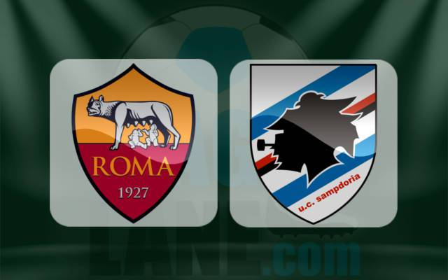 ROMA SAMPDORIA Streaming Gratis: info Video YouTube Facebook Live-Stream con iPhone Tablet TV