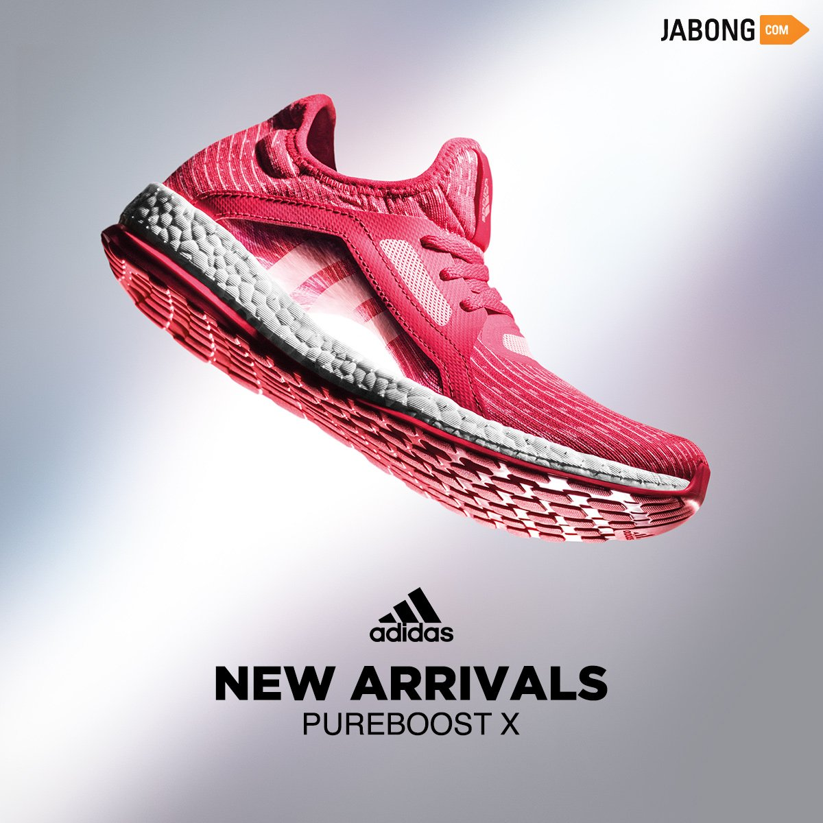 695087cba45 authentic puma smashvulc white sneakers cd8b7 971bb  ebay jabong on twitter  its here the new adidas pure boost x take your workouts to