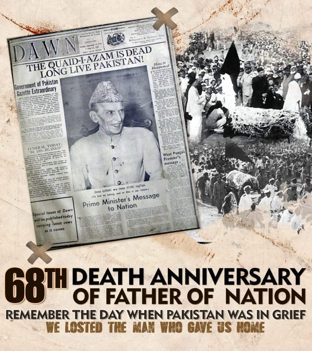 Noman Sarwar On Twitter Today Is 68th Death Anniversary Of Father