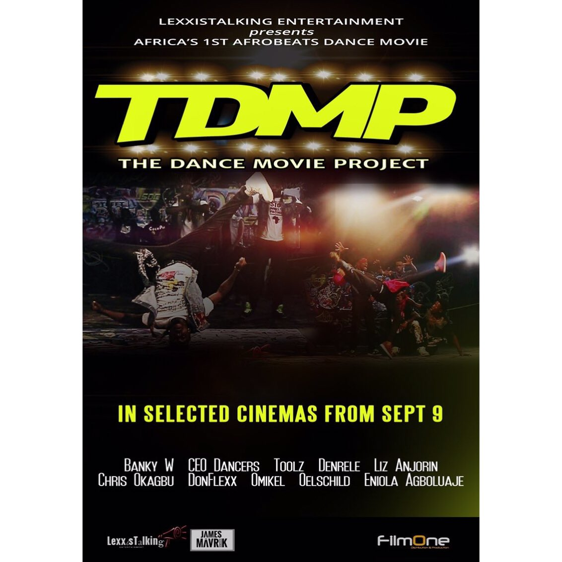 tdmpthemovie hashtag on Twitter