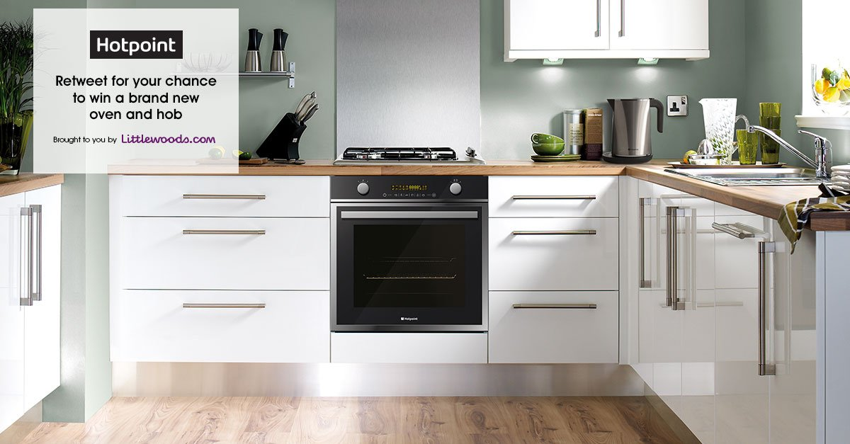 Follow & RT for your chance to #win a Hotpoint hob and oven. T&Cs apply: https://t.co/28neLYEwsq https://t.co/qeWahmRjG6