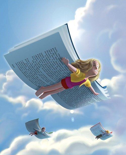 """""""La mente es como un paracaídas, sólo funciona si se abre"""" Albert Einstein *Ilustración Skizografics #FelizDomingo https://t.co/5ITC7mqY1c"""