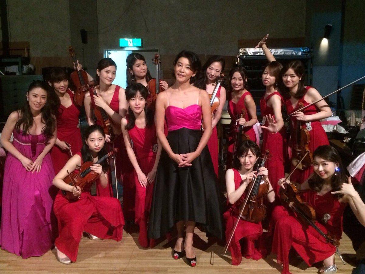 高嶋 ちさ子 12 人 の ヴァイオリニスト