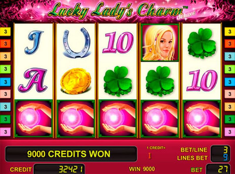 Lucky lady charm 2 - casino games chuckchansi gold indian casino