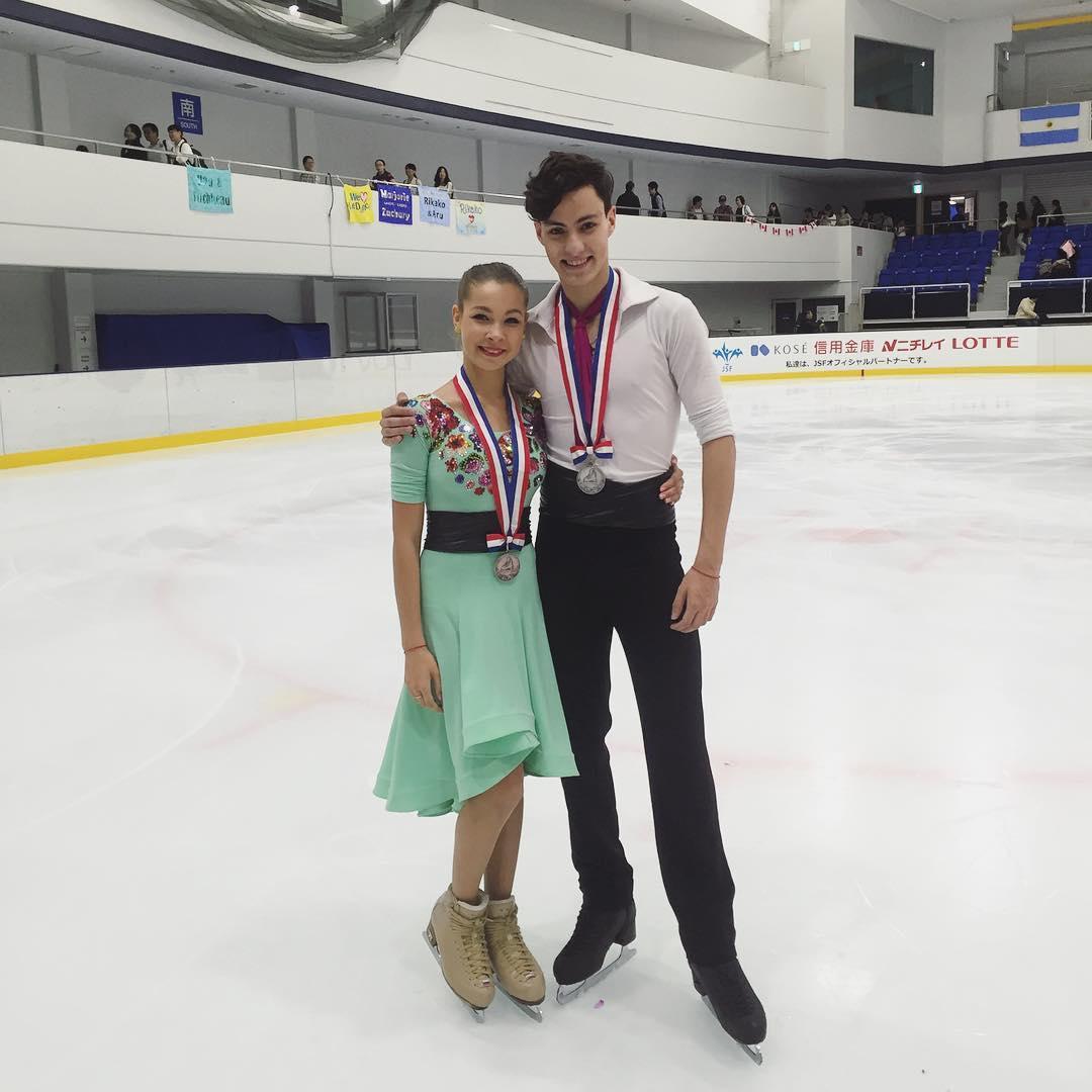 Анастасия Шпилевая - Григорий Смирнов/ танцы на льду - Страница 6 CsE_Q7xWcAAh4l3