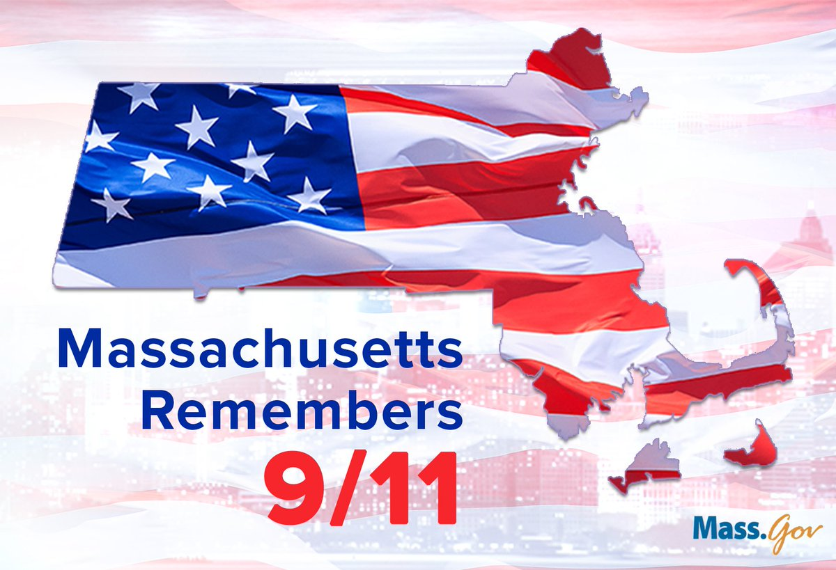 Today we honor the lives we lost 15 years ago, their families, and those who give their lives to protect us. https://t.co/sT2MEIG2fp