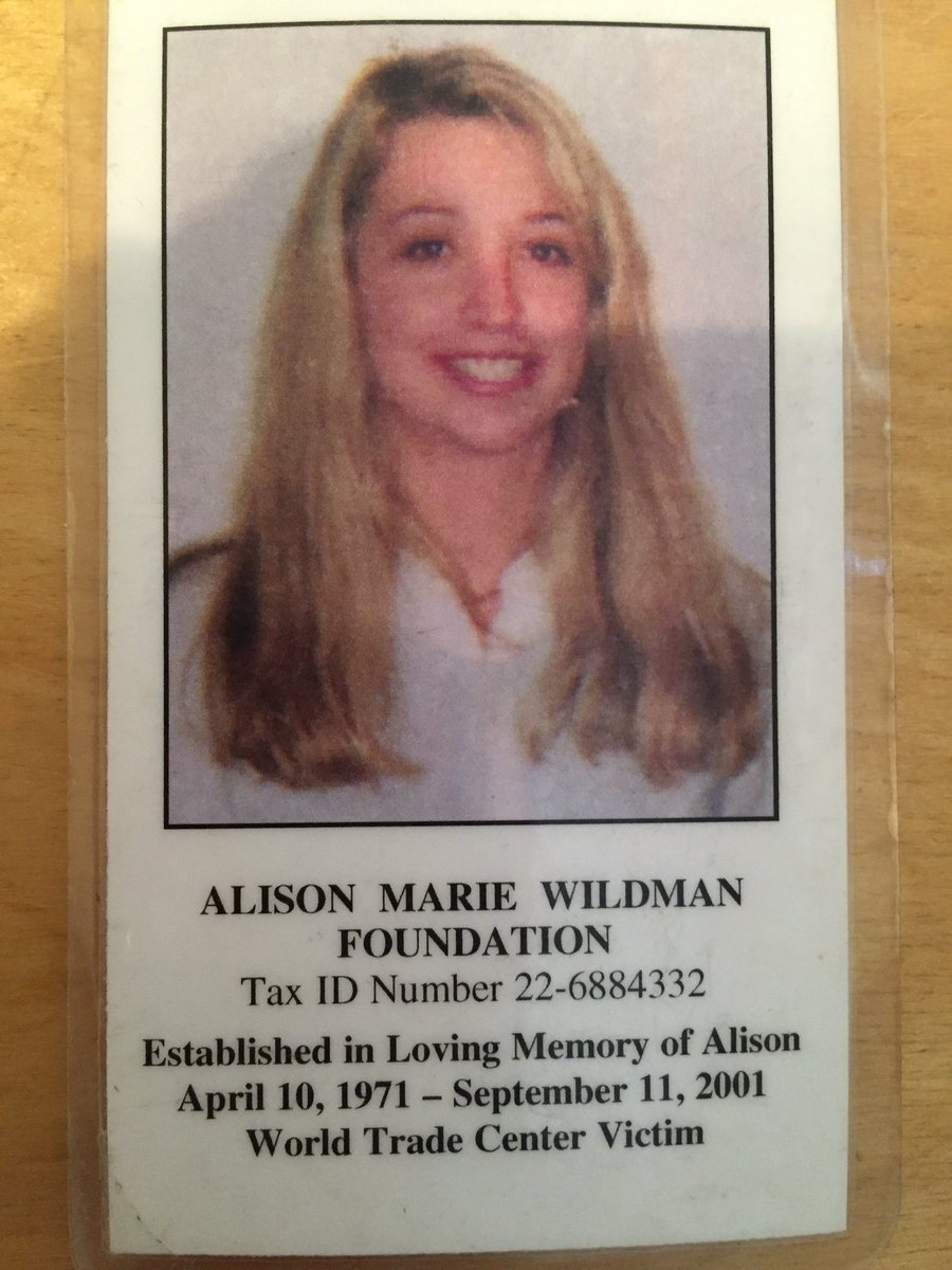 God bless America! Please RT- my friend Jill's sister. She was on the 92nd floor-North Tower! We will never forget!