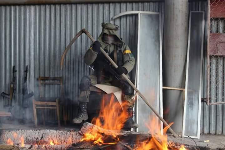 """Наемники РФ на Донбассе """"сокращают потери"""", регистрируя раненных в больницах как гражданское население, - ГУР - Цензор.НЕТ 8330"""