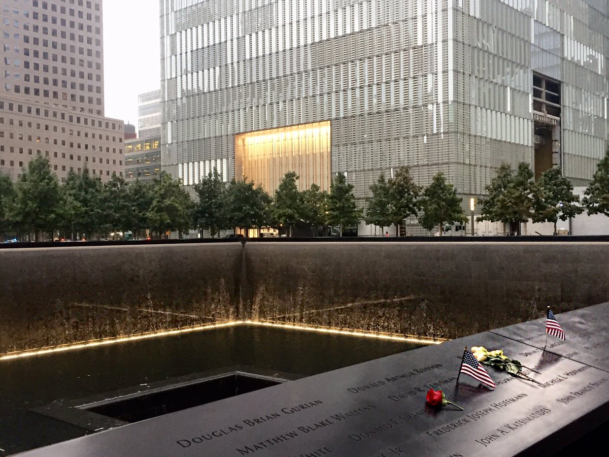We will never forget. #Honor911