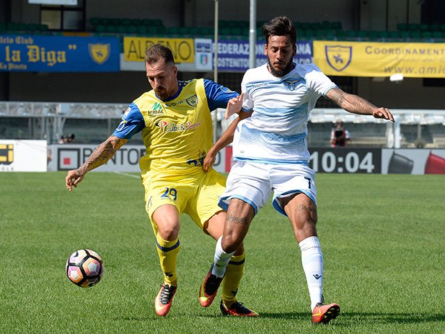Video: Chievo vs Lazio