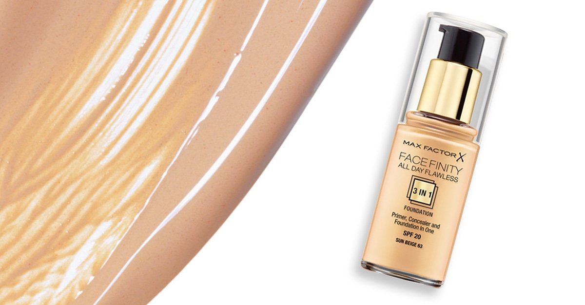 max factor facefinity all day flawless 3 in 1 foundation spf 20