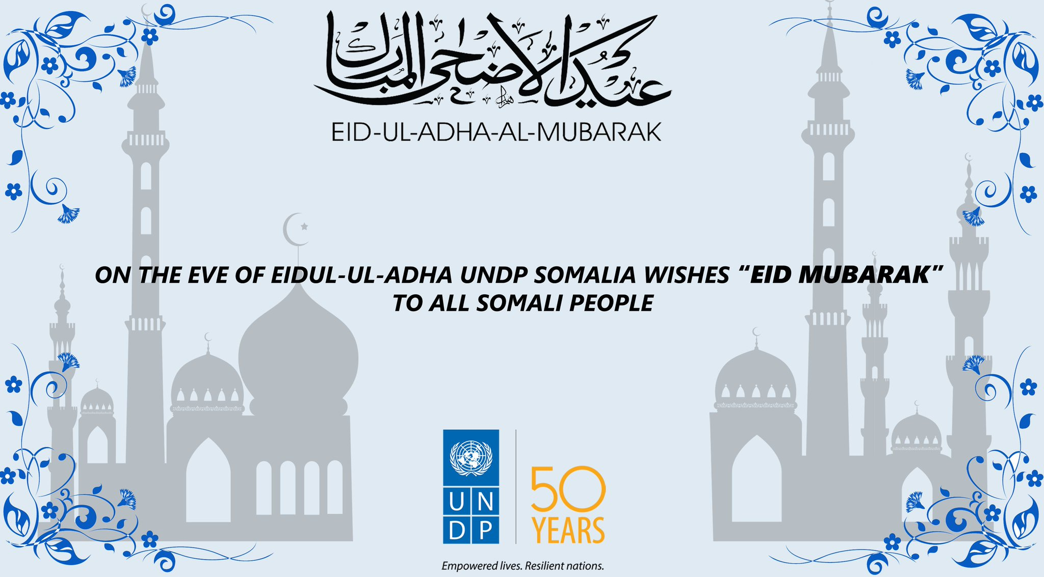 Undp somalia on twitter on the eve of eid ul adha undpsomalia undp somalia on twitter on the eve of eid ul adha undpsomalia extends its greetings to all somali people happy eiduladha to you all m4hsunfo