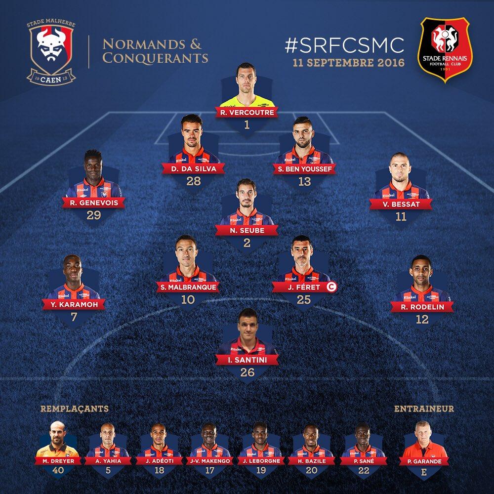 [4e journée de L1] Stade Rennais 2-0 SM Caen  CsFAX9rWIAAmnYh