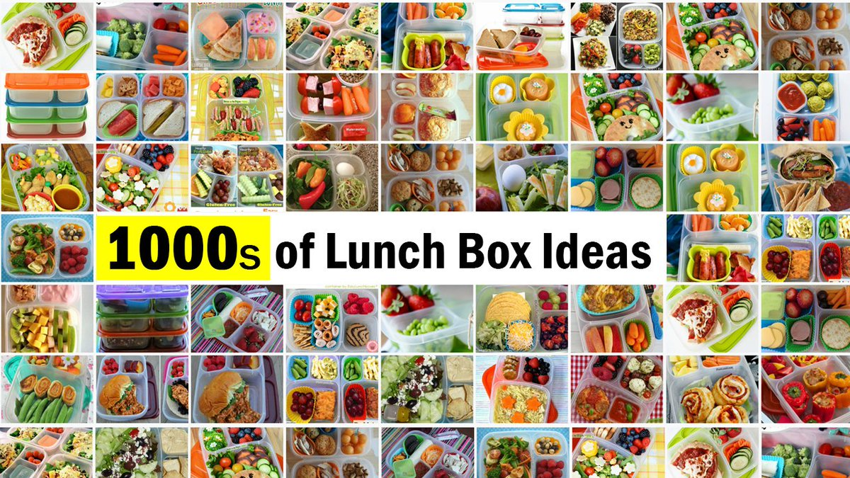 What will you pack for lunch? 1000s of ideas for when you're stumped ► https://t.co/K8dYEMIUk0 #lunchbox https://t.co/zZuOAiz63o