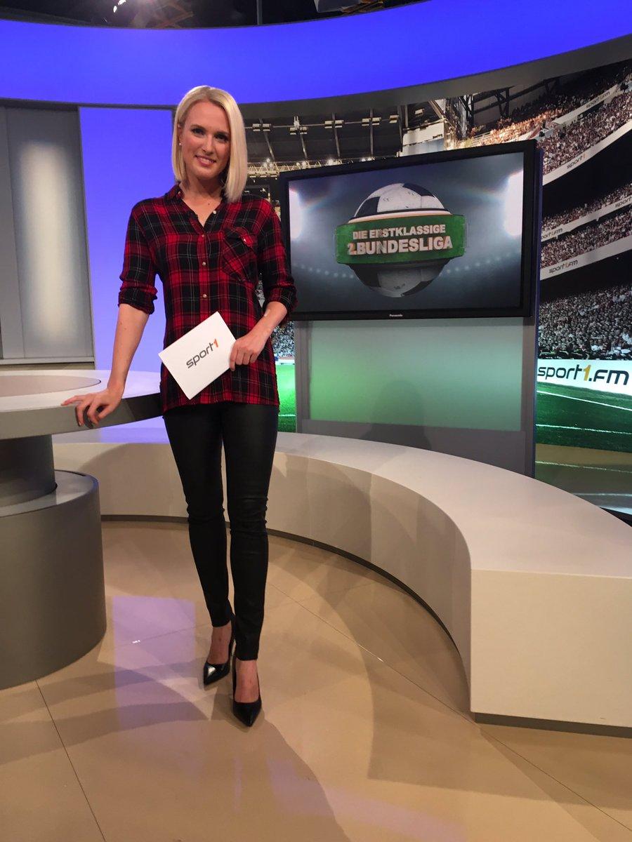 Sport1 Moderatorin Ruth Hofmann