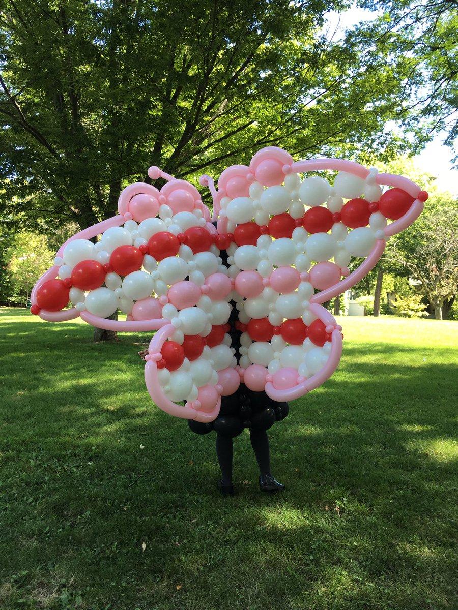 Unicorn Balloon Costume &