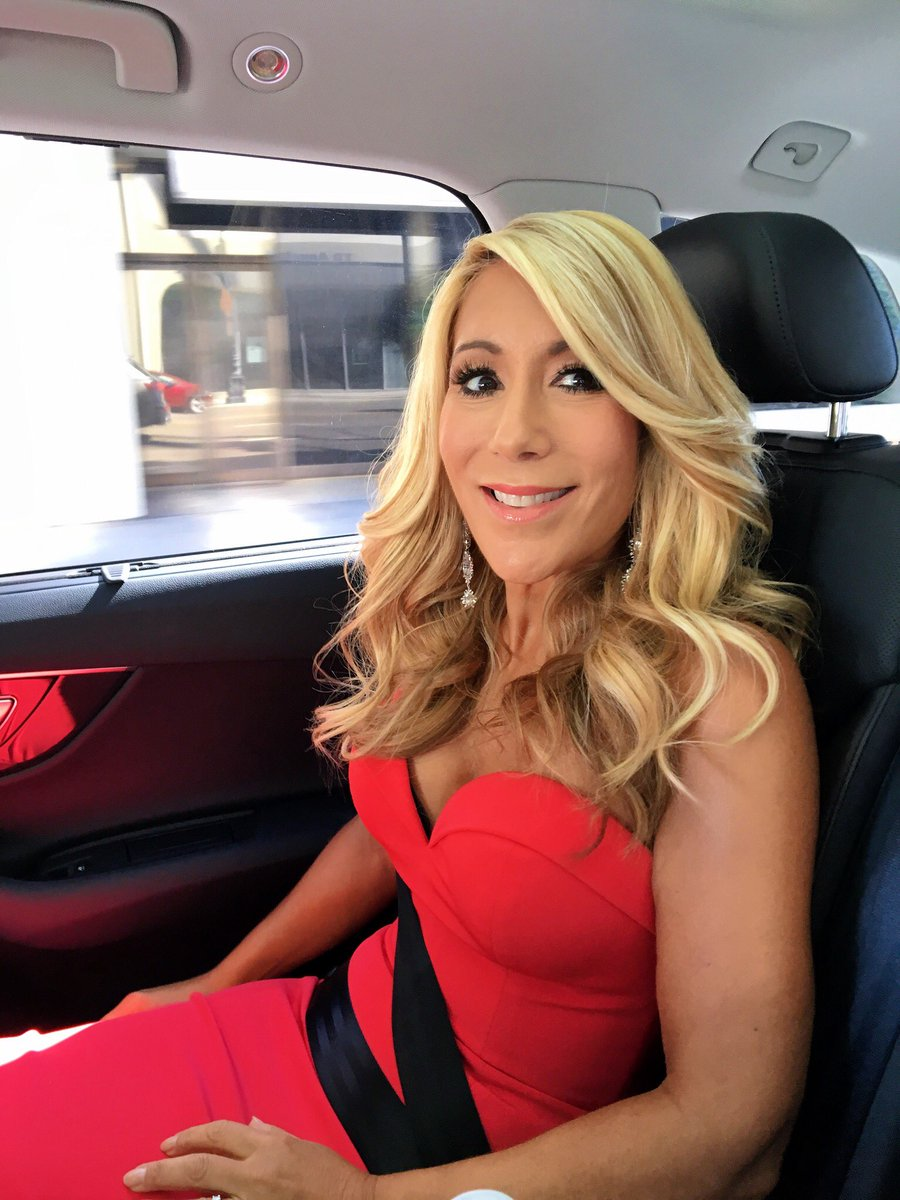 """Lori Greiner on Twitter: """"On my way to the #emmys # ..."""