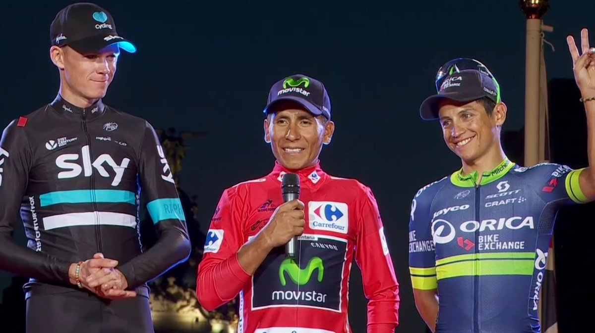 ¿Cuánto mide Nairo Quintana? - Real height CsGEUSJW8AAOgKL