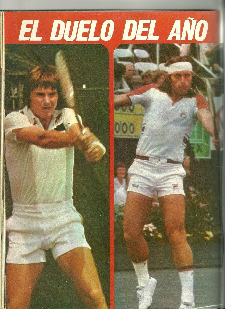 "Antonio Ubilla on Twitter ""11 sept 1977 Guillermo Vilas gana US"