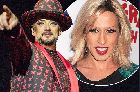 Alexis Arquette Dead Boy George Pays Tribute To Sister As Wedding Singer Actress