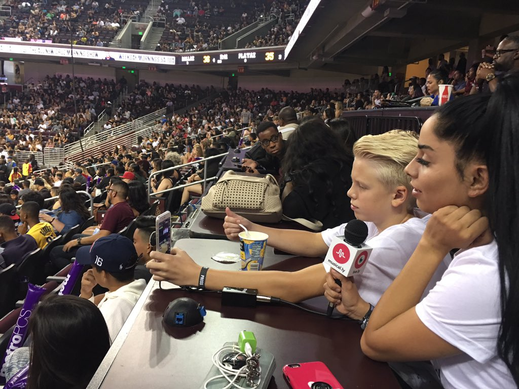 carson lueders live