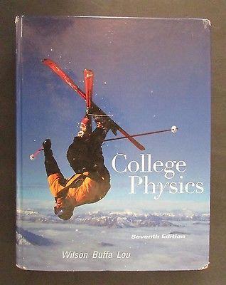 College Physics wilson Buffa Lou Solutions Manual