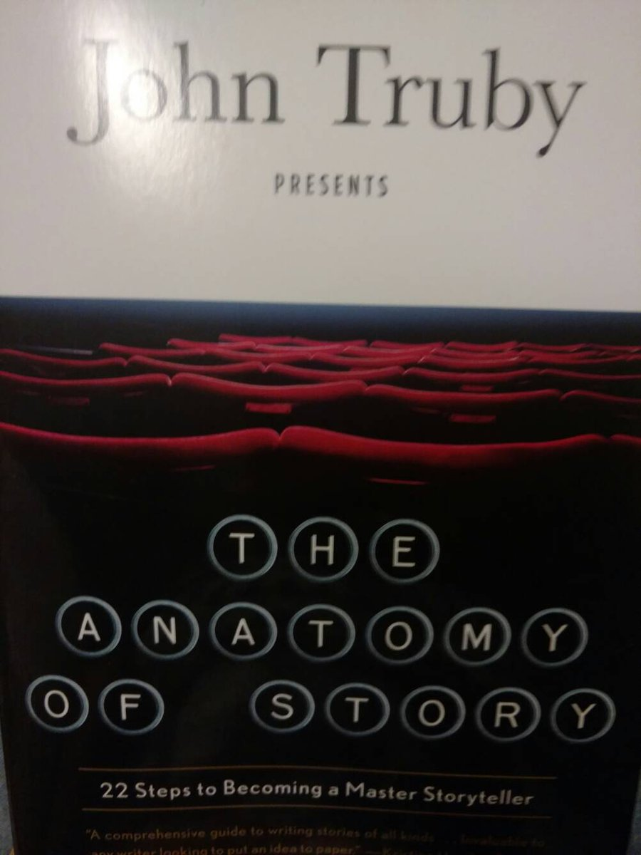 Chirag Vadgama On Twitter The Anatomy Of Story By Johntruby Is A