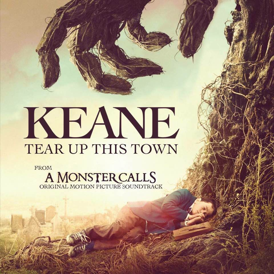 This looks to be the official artwork for @keaneofficial's new song 'Tear Up This Town', available September 23rd. https://t.co/bKSgU20zZH