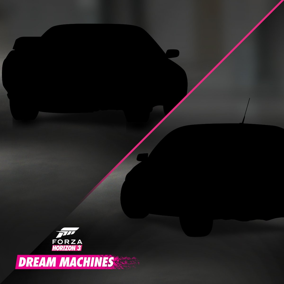 What are the Dream Machines? We're revealing something BIG soon! https://t.co/d19q7UQ6Ox