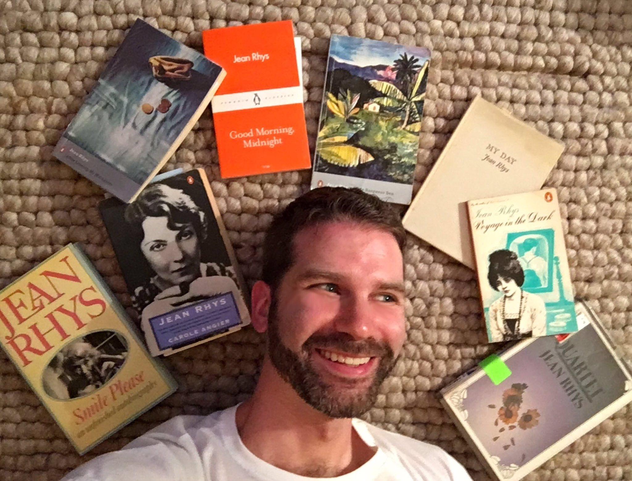 Jean Rhys Reading Week begins today! Details of how to join in here: https://t.co/q468QdUKnm #ReadingRhys #readalong https://t.co/zrDQU2Wrrx