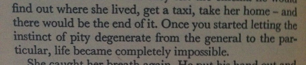 Jean Rhys nailing convenient compassion in After Leaving Mr Mackenzie. #ReadingRhys https://t.co/TmlLY3QxMV